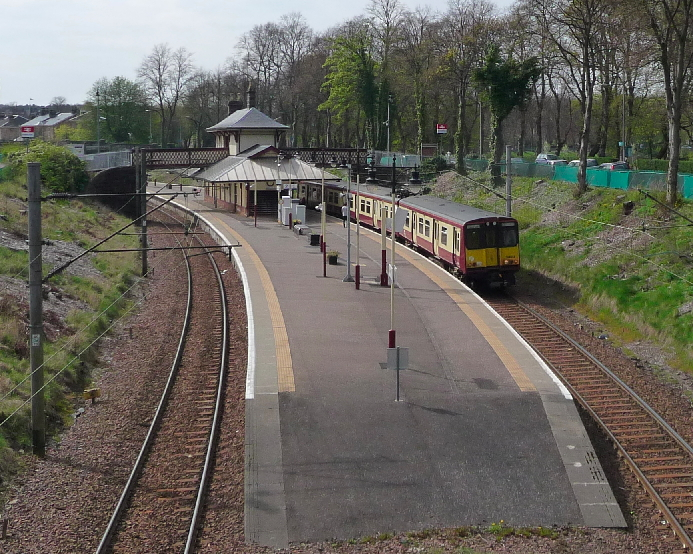 Maxwell Park Station